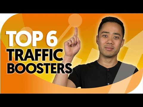 6 ways to exponentially increase traffic to your content