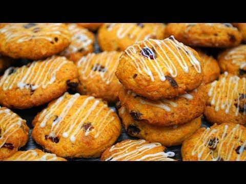 Видео: Гора вкусняшек из ничего! Бюджетное Печенье к чаю   без яиц   Кулинарим с Таней