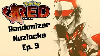 Let's Play Pokemon Red Randomizer Nuzlocke Part 9