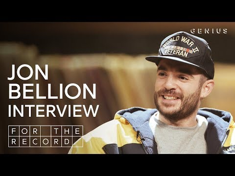 Jon Bellion Talks 'Glory Sound Prep,' 'Dragon Ball Z,' & Turning Down Beyoncé | For The Record Mp3