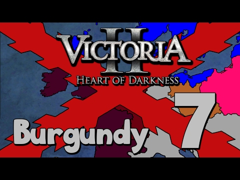 Victoria 2: Divergences of Darkness - Burgundy | Part 7: The Fate of The Dual Monarchy