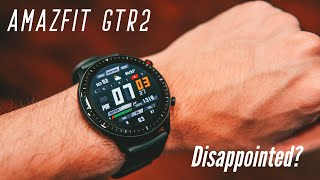 Amazfit GTR 2 One Week Review: The Truth!