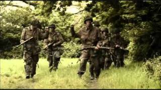 Band of Brothers  Convoy Ambush on D Day
