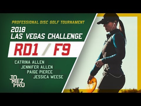 2018 Las Vegas Challenge | Rd1, F9, FPO | C. Allen, J. Allen, Pierce, Weese
