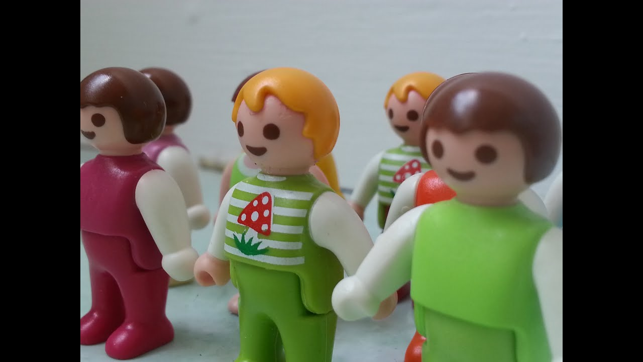 Tuto b b playmobil youtube for Piscine playmobil