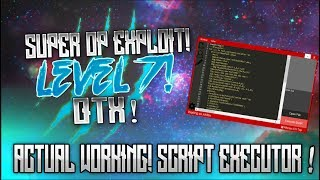 [OMFG]✅INSANE ROBLOX HACK/EXPLOIT! ✅| QTX! | ACTUALLY WORKING LVL 7 SCRIPT EXECUTOR! (NOT CLICKBAIT!)