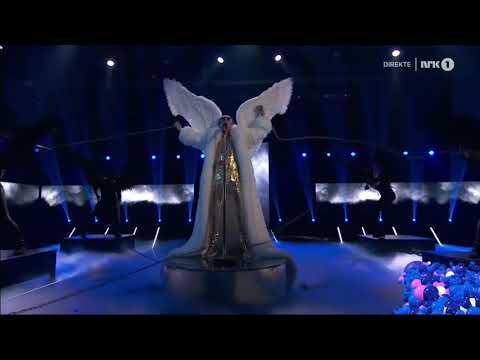 TIX ? Fallen Angel (LIVE, Melodi Grand Prix FINAL 2021 - Norway - #eurovision) - Winner