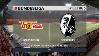 1. fc union berlin gegen den sport club freiburg am 5. spieltag der bundesliga saison 2020/21. ► unterstützt mich: https://www.tipeeestream.com/tpzyt/donatio...