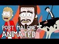 download mp3 dan video Post Malone - Old MacDonald Had A Farm ft. Rhett & Link (Animated Music Video)