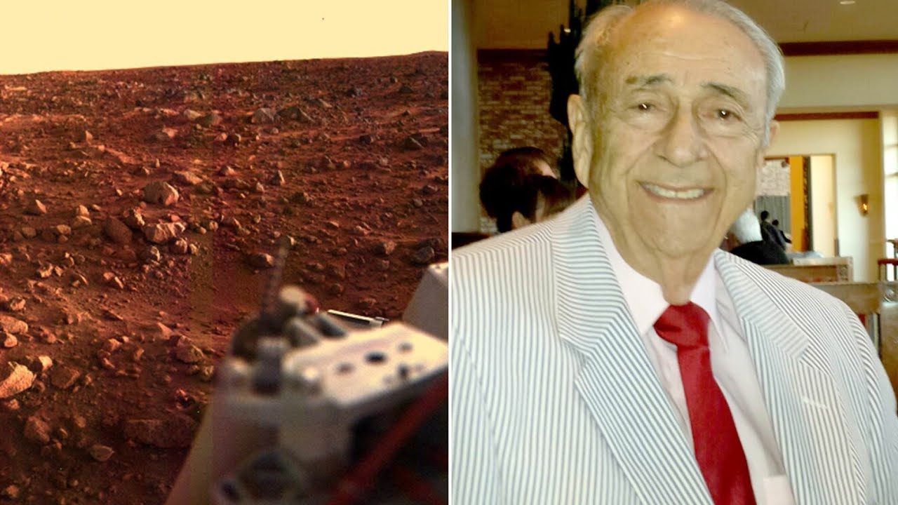 Rest in Peace, Dr. Gil Levin, the man behind the Viking Mission  (Interview in the description)