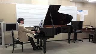 2018ピティナピアノコンペティションC級近現代課題曲