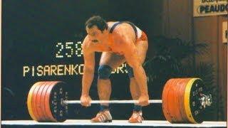 Тяжёлая атлетика - Анатолий Писаренко