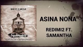 Redimi2 - Asina Nona Con  Ft Samantha  Álbum Trapstornadores