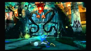 Sly Cooper And The Thievius Raccoonus - Part 10: Fiery Fish And Giant Snakes
