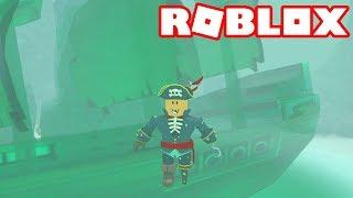 Roblox → A COVA DOS PIRATAS !! - Scuba Diving at Quill Lake #4 🎮