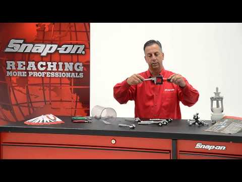 Hand Tools Snap-on Industrial Product Demo