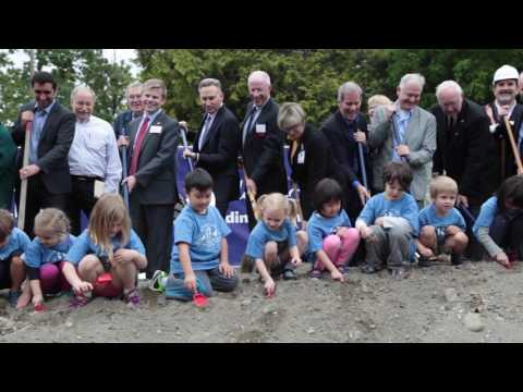 New Burke Groundbreaking Celebration