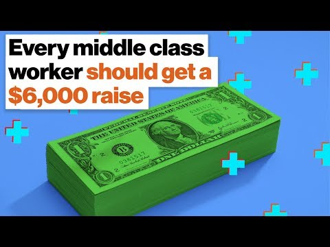 Every middle class worker should get a $6,000 raise | Facebook co-founder Chris Hughes