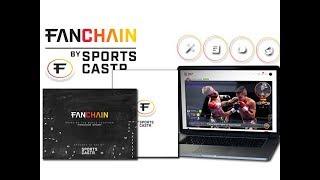 Обзор ICOFANCHAIN Децентрализованная спортивная экосистема.