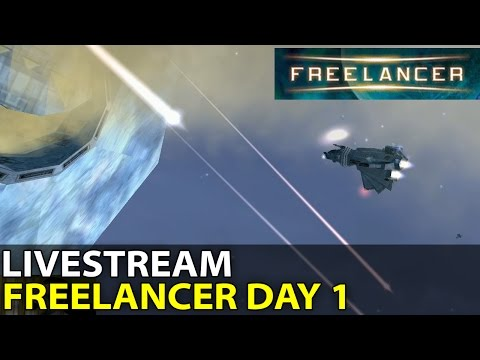 Cat in Space, Freelancer - Day 1