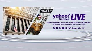 LIVE: Market Coverage: Thursday October 28 Yahoo Finance
