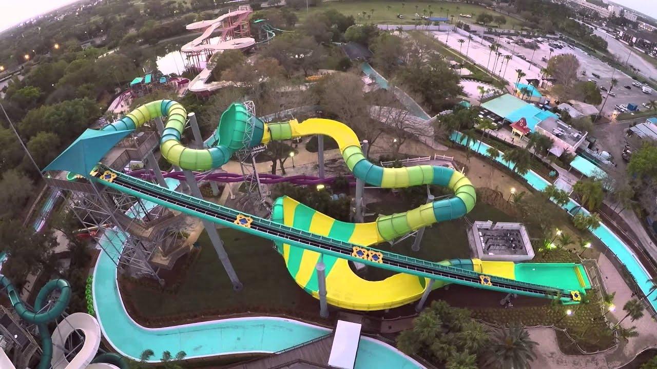 Busch Gardens And Adventure Island Tickets