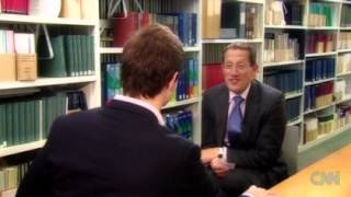 CNN International - The Intern Group Managing Director David Lloyd interviewed by Richard Quest