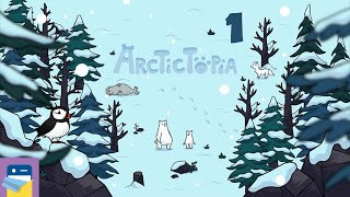 Arctictopia: iOS/Android Gameplay Walkthrough Part 1 (by Gamtropy)