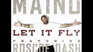 Let It Fly Maino chopped and screwed .wmv
