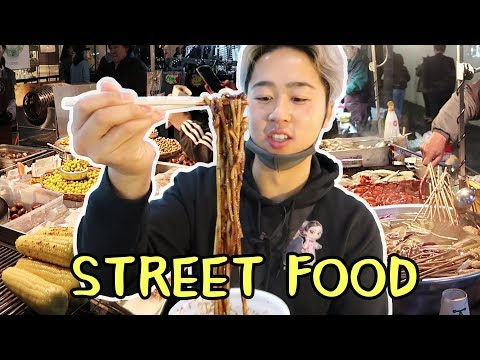 Ultimate Night Market Food in Korea | Myeongdong