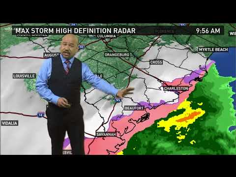 Winter Weather Advisory Issued For Columbia, SC