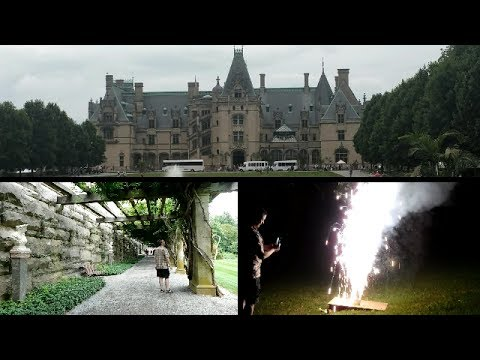 4th of July Celebration & Biltmore House!!
