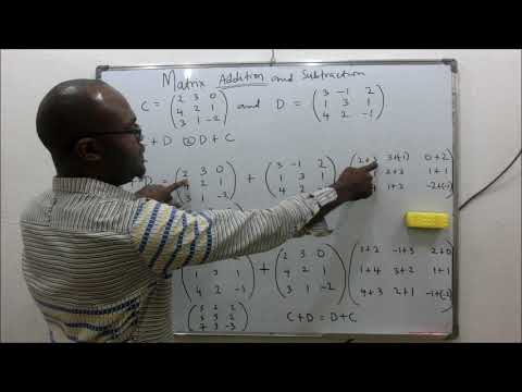 How to Understand Matrix Operations: Scalar Multiplication from YouTube · Duration:  4 minutes 14 seconds