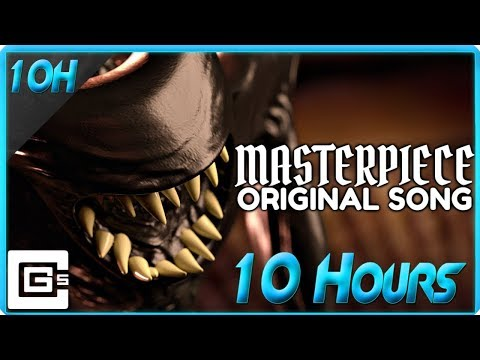 """BENDY AND THE INK MACHINE SONG ▶ """"Masterpiece"""" (ft. B-Slick)   CG5 (10 Hours)"""