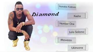 Diamond Platnumz - Audio Songs Jukebox - Vol.3
