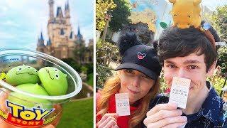 Tokyo Disneyland First Time Vlog!