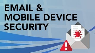 Email & Mobile Device Security for your Business from InfoSight Inc.