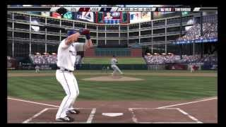 Mlb 11 The Show World Series Game 2 S.t Cardinals vs Texas Rangers