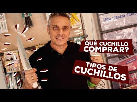 Cuchillos Para ASADO!! | Qué Cuchillo Comprar? | Tipos De Cuchillo | Tramontina