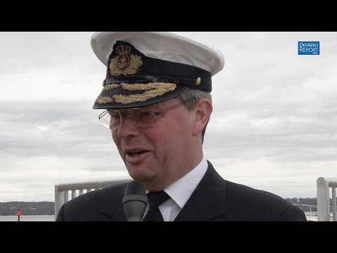 Royal Danish Defence College Commandant on Arctic Regional Defense, Climate Change