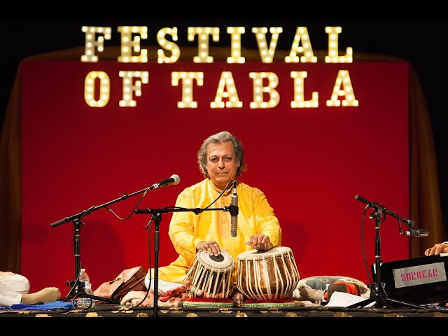 Festival of Tabla 2018 - Pt. Swapan Chaudhuri