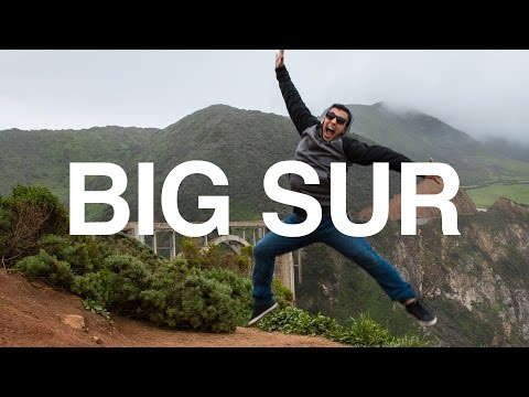 Exploring Big Sur | California Pacific Coast Highway