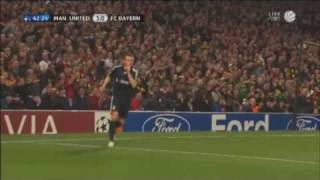 Manchester United vs. FC Bayern München 3:2 Viertelfinale HD