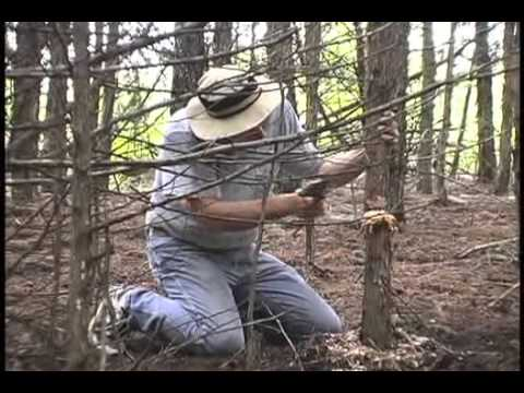Naked Into The Wilderness   Primitive Wilderness Skills Applied