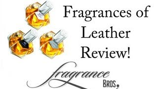 Angel, Alien, and Womanity Leather Mega Review!