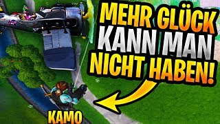 👉KAMO HAT KRASSES GLÜCK! 👈 | CHEFSTROBEL 4 KILLS MIT 5HP😱 | FORTNITE DEUTSCHE HIGHLIGHTS