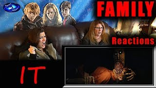 IT | FAMILY Reactions | Fair Use