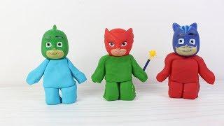Masha Yeni Oyuncak Seti Açıyor Oyuncaklar Pj Maskeliler Çizgi Filmler
