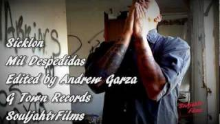 Sicklon - Mil Despedidas Official Music Video HD (Garden City Kansas Rapper)