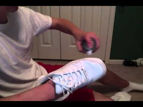 How to clean your white shoes